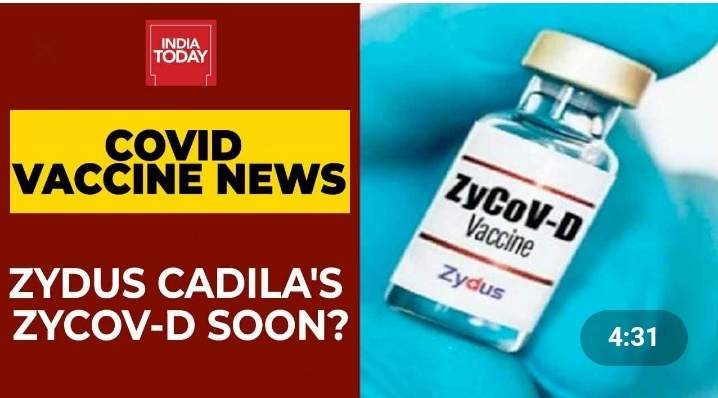 Up coming vaccine for covid 19