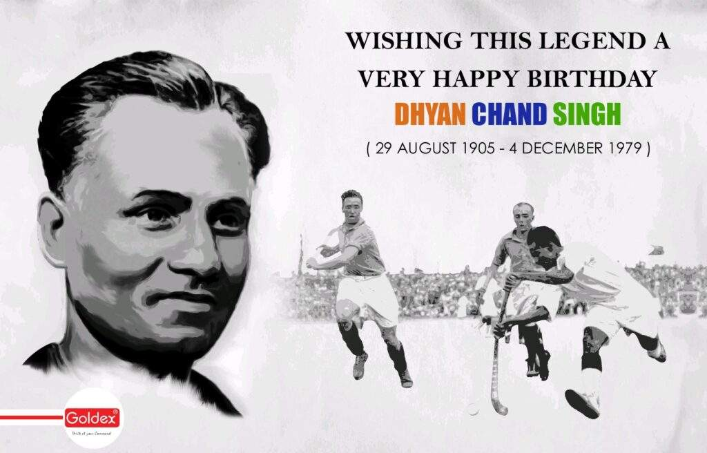 Wishing Dhyan Chand Singh a very happy birthday which also marks the National Sports Day of India happybirthday dhyanchand nationalsportsday Inida